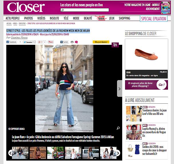 CLOSER (web) 25th/06/2014