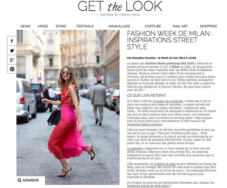 GET THE LOOK (web) 24th/06/2014