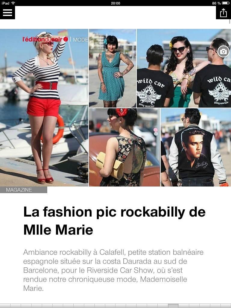 L'EDITION DU SOIR DE OUEST FRANCE (web) 14th/05/2014