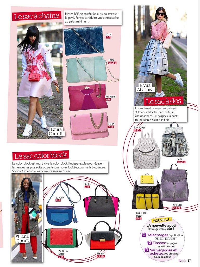 PUBLIC (print) 20th/03/2015: pic of Laura Comolli, Elvira Abasova and Shiona Turini