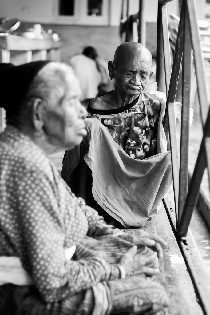 Elderly's Home in Nepal (2012)