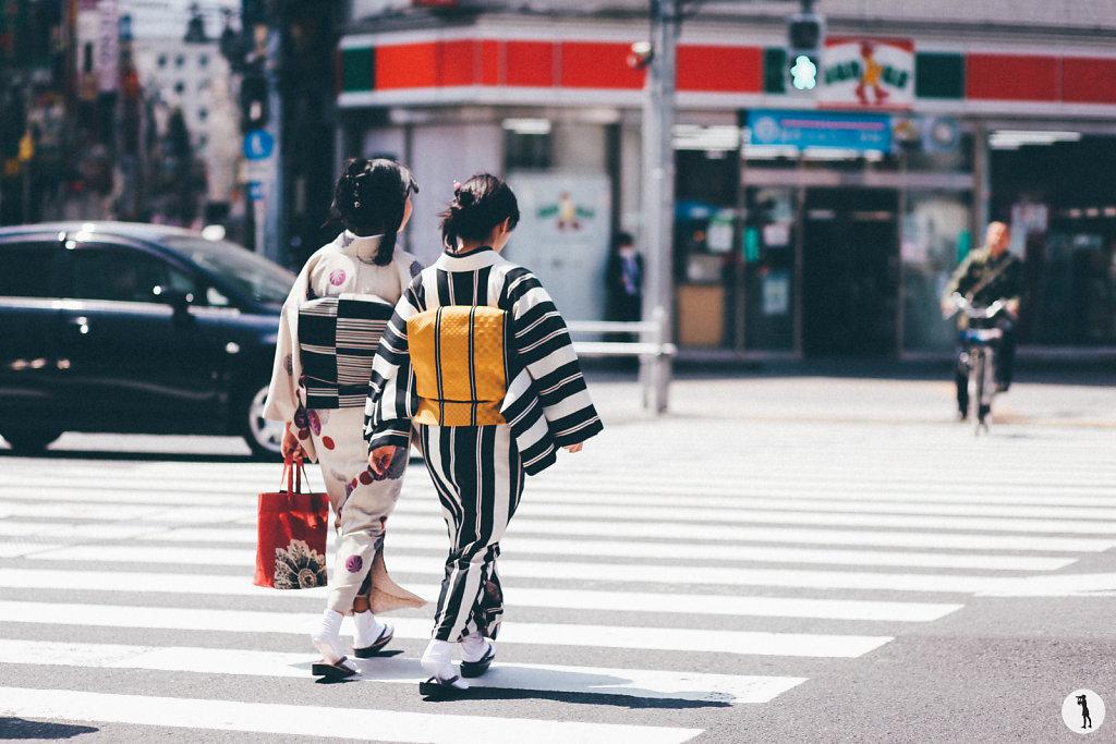 Tokyo, Japan (Spring 2014)