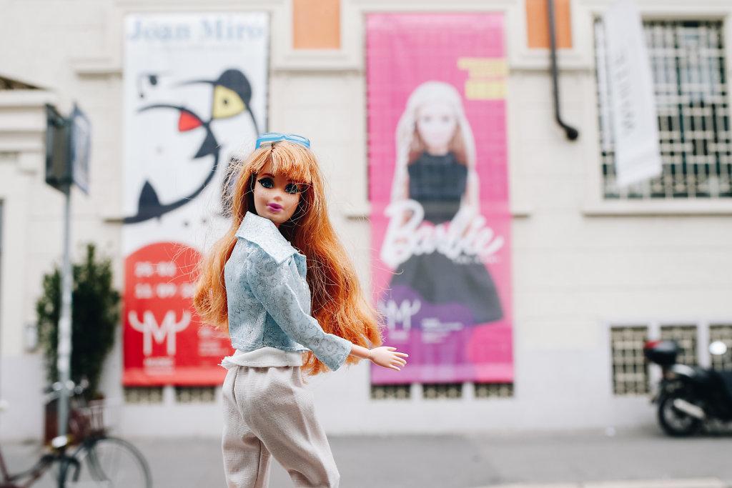Salut Poupee - doll project