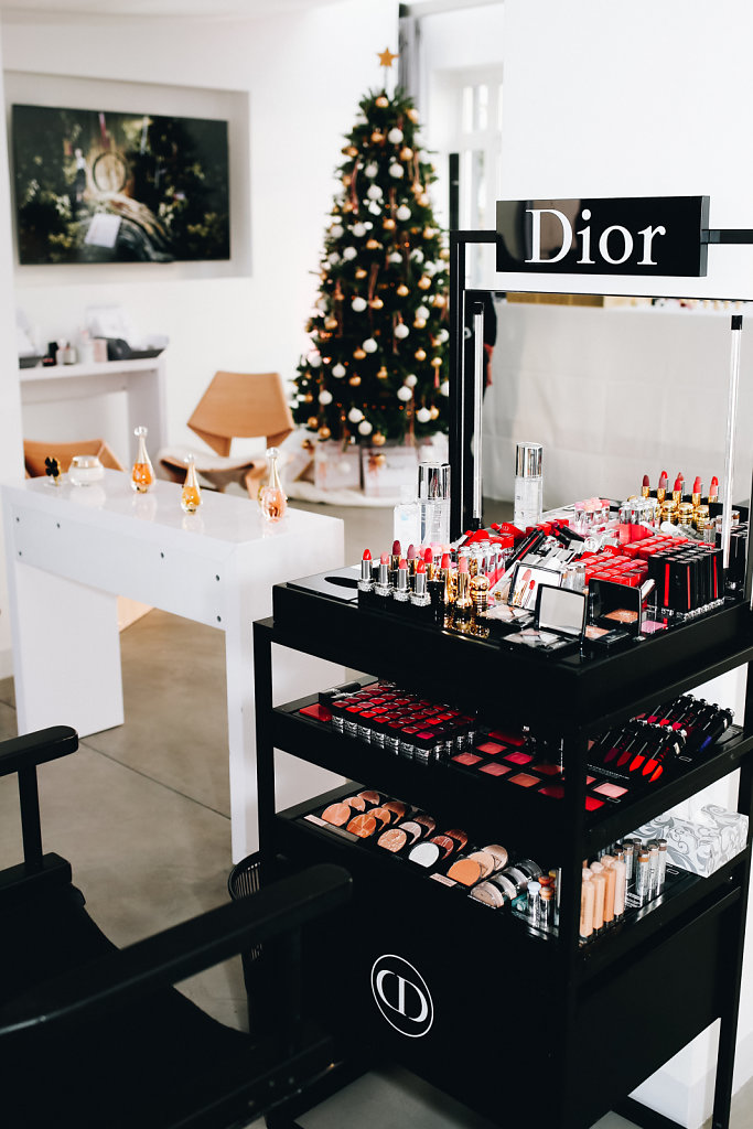 Dior Xmas Party (November 2018)