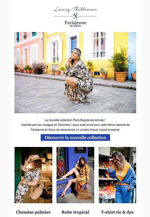 PARISIENNE ET ALORS (Newlsletter) 04/2019