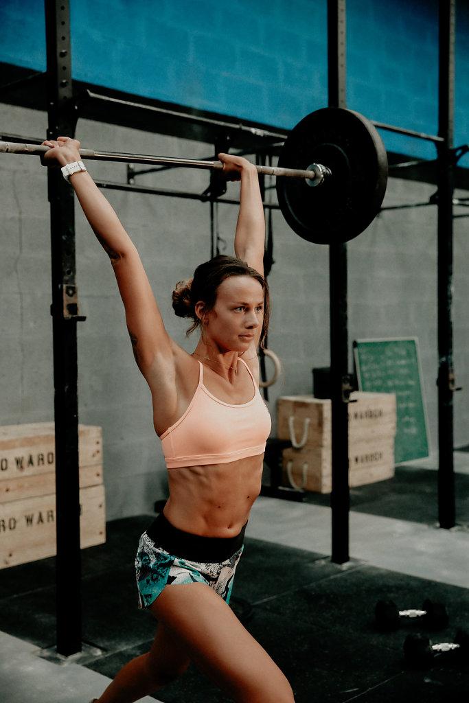 Shooting lingerie & sport