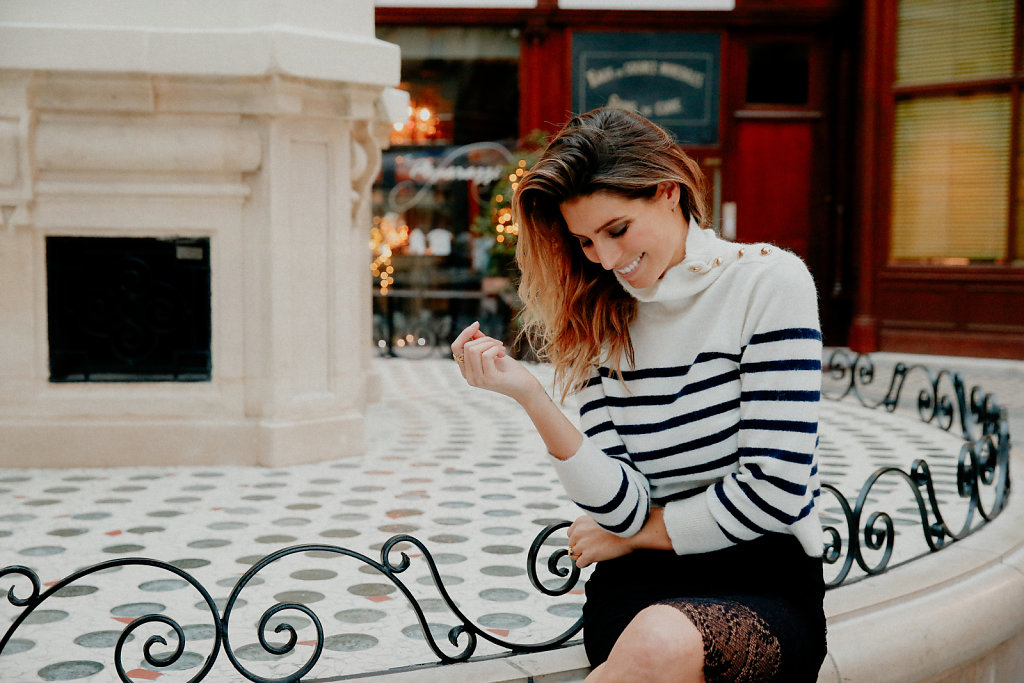 Shooting Laury Thilleman x Parisienne et alors