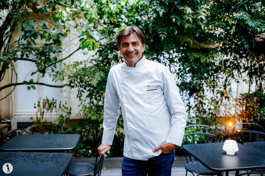 Restaurant Le Stay - Sofitel Paris Le Faubourg